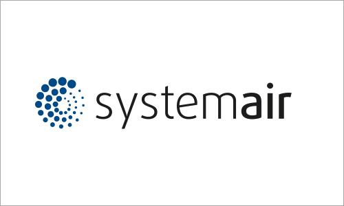 Partnerlogo Systemair